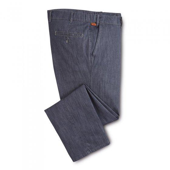 Lichte jeans met stretchband