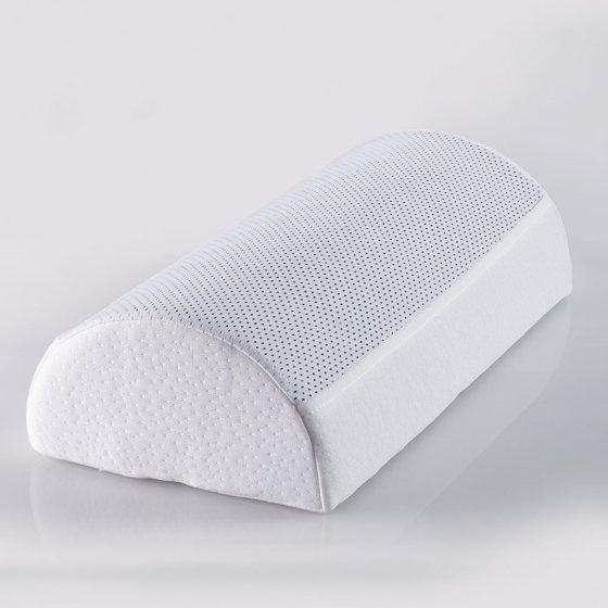 Coussin ergonomique semi-cylindrique