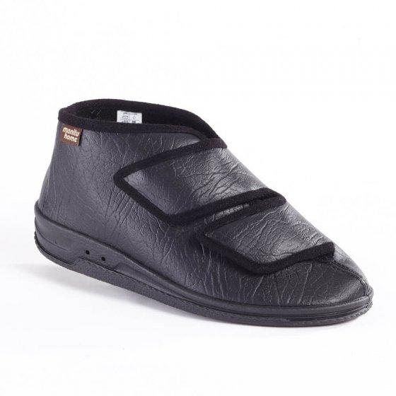 Chaussons,Noir 45 | Noir