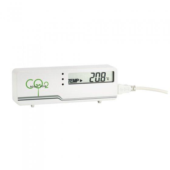 Mini appareil de mesure du CO2