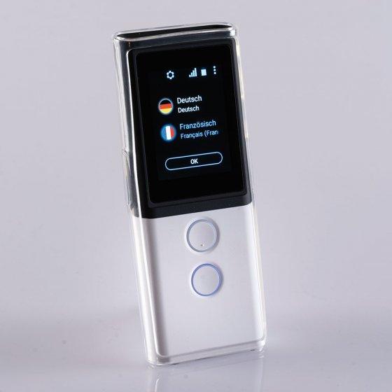 Mobiel vertaalapparaat