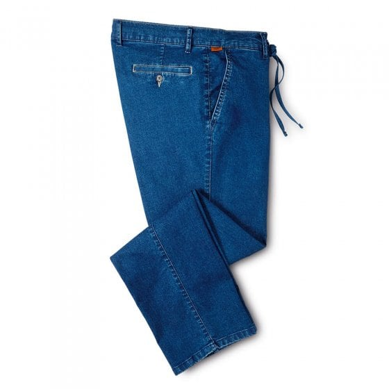 Jean confortable et extensible
