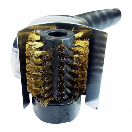 Gemotoriseerde grillrooster-reiniger