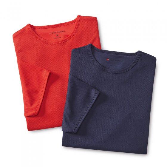 "T-shirt  ""Argentum"" Lot de 2"