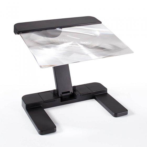 Loupe de table LED avec écran