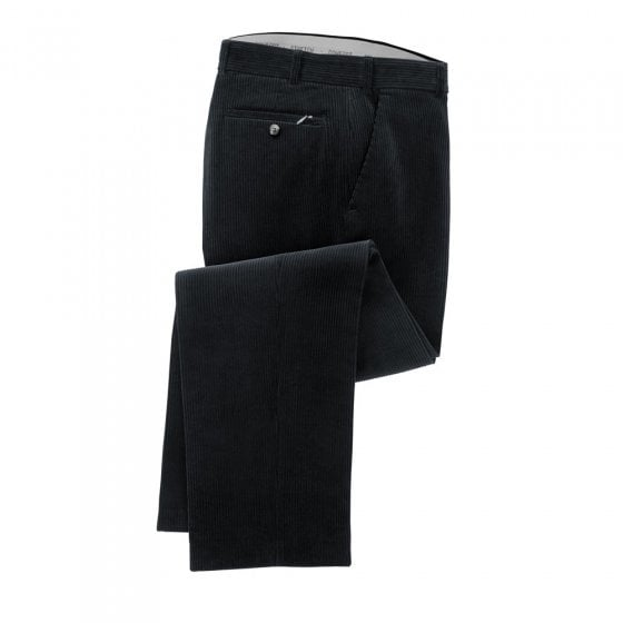 Pantalon en velours stretch