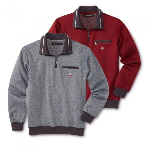 Sweatshirt thermique