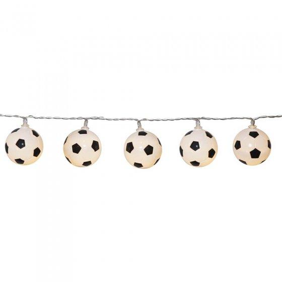 Voetbal-lichtsnoer