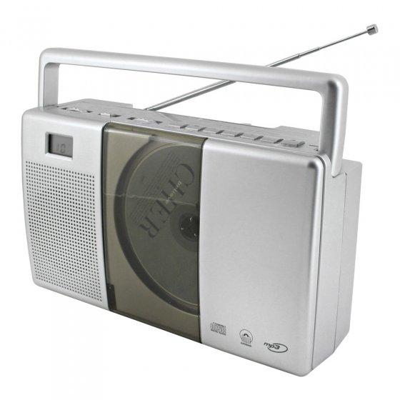 Radio-CD portative