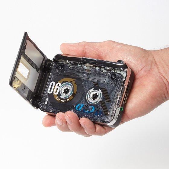 Numériseur de cassettes audio