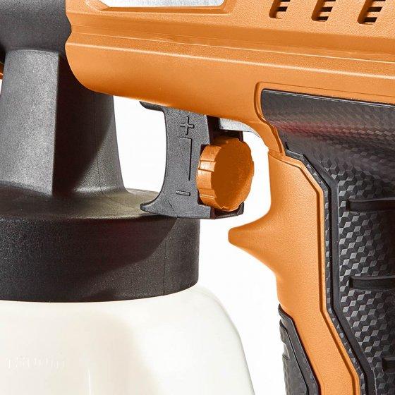 Pistolet à peinture électrique