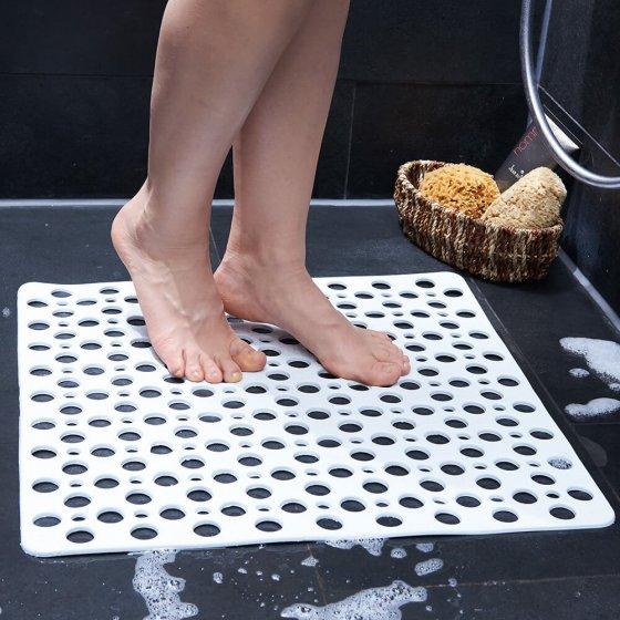 Tapis de massage pour la salle de bain
