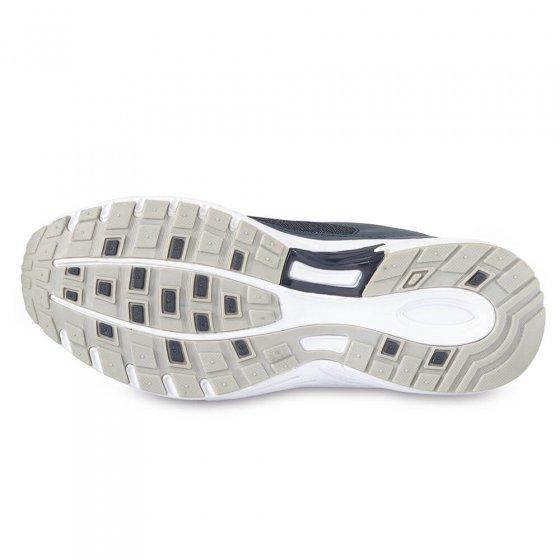 Comfortabele instappers met klittenband