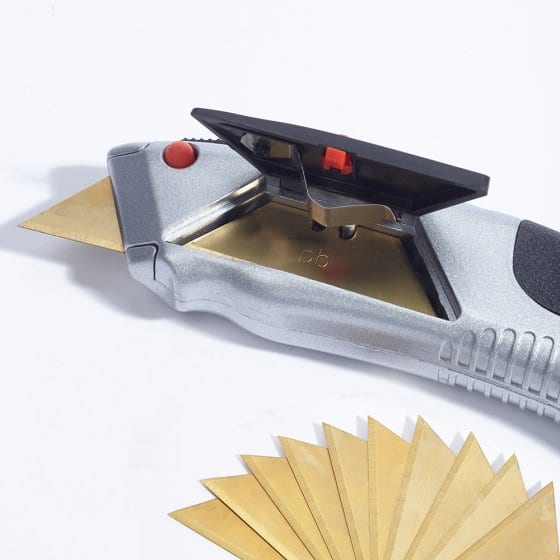 Cutter titane à chargement automatique Lot de 10