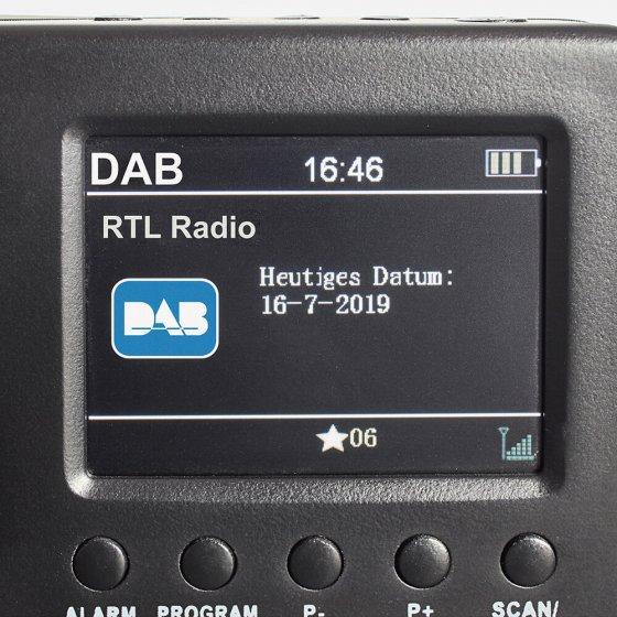 Radio compacte DAB+/FM