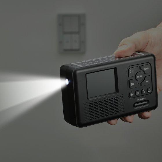 Radio multifonction DAB+ avec écran en couleurs