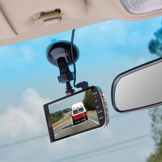 Camera met rijhulpsystemen