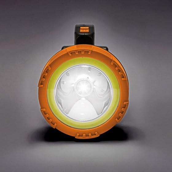 Lampe phare LED rechargeable