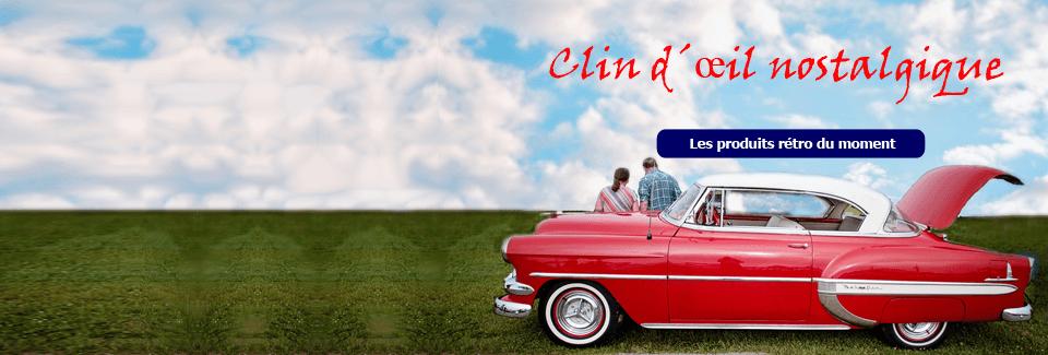 Clin d´œil nostalgique
